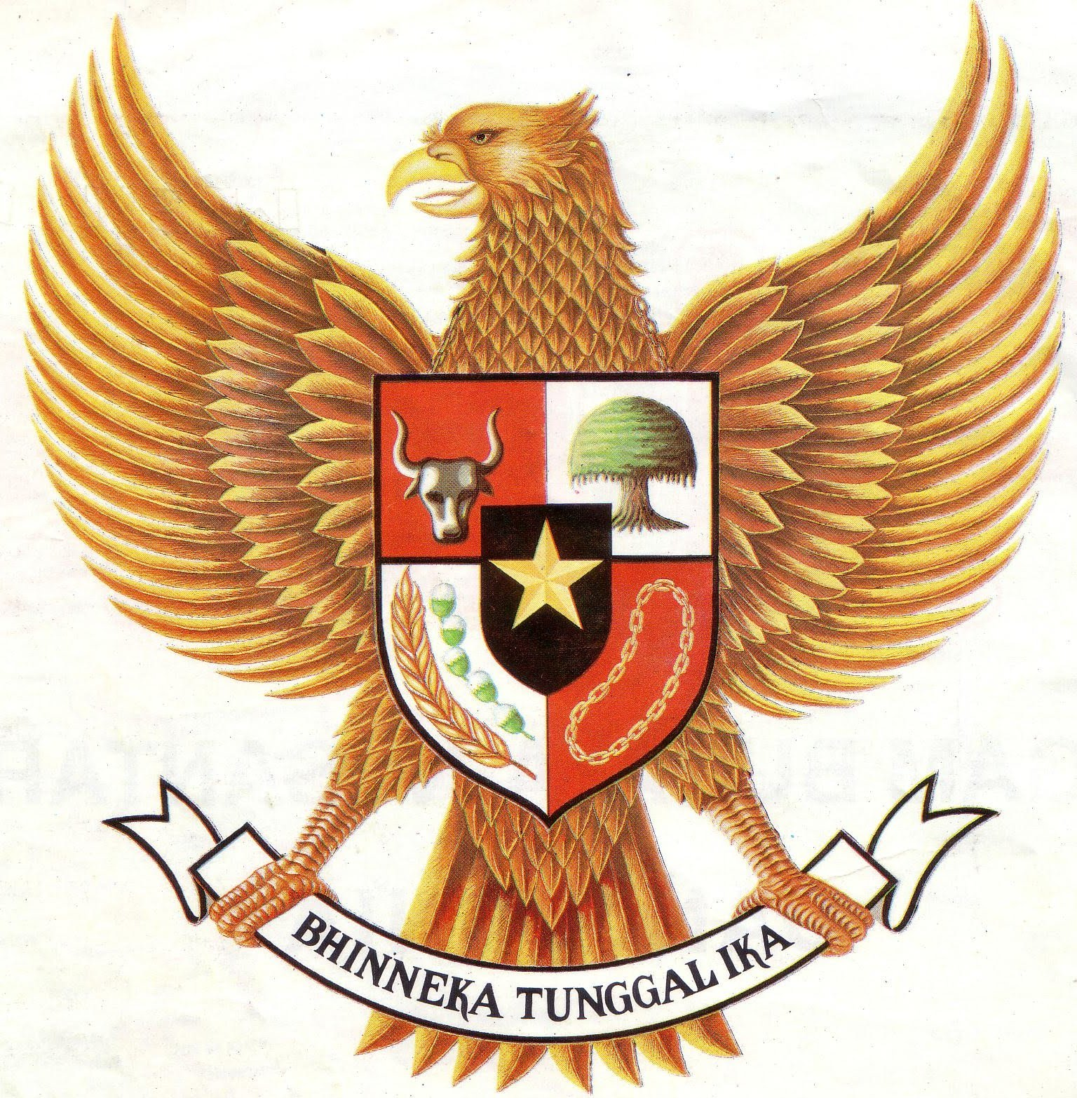 Gambar Download Elementary Education Bendera Merah Putih Garuda Pin Pancasila