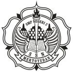 Logo SMP MTY 2 Hitam Putih